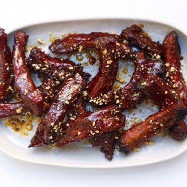 Sticky Cau Lau Pork Ribs