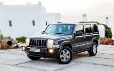 Jeep Commander 4.7L StarTech Edition