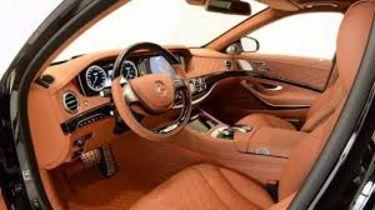 Van Mercedes Brabus 2.2L CDI