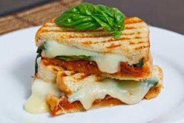 Mozzarella & Tomato Toastie