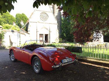 A l'église de Faverolles