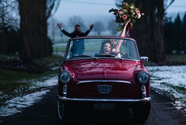 Et pourquoi pas un mariage d'hiver ?