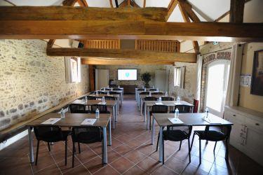 Salle Beaudeval : en écoliers